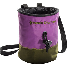 Black Diamond Mojo Repo Chalkbag S/M Purple